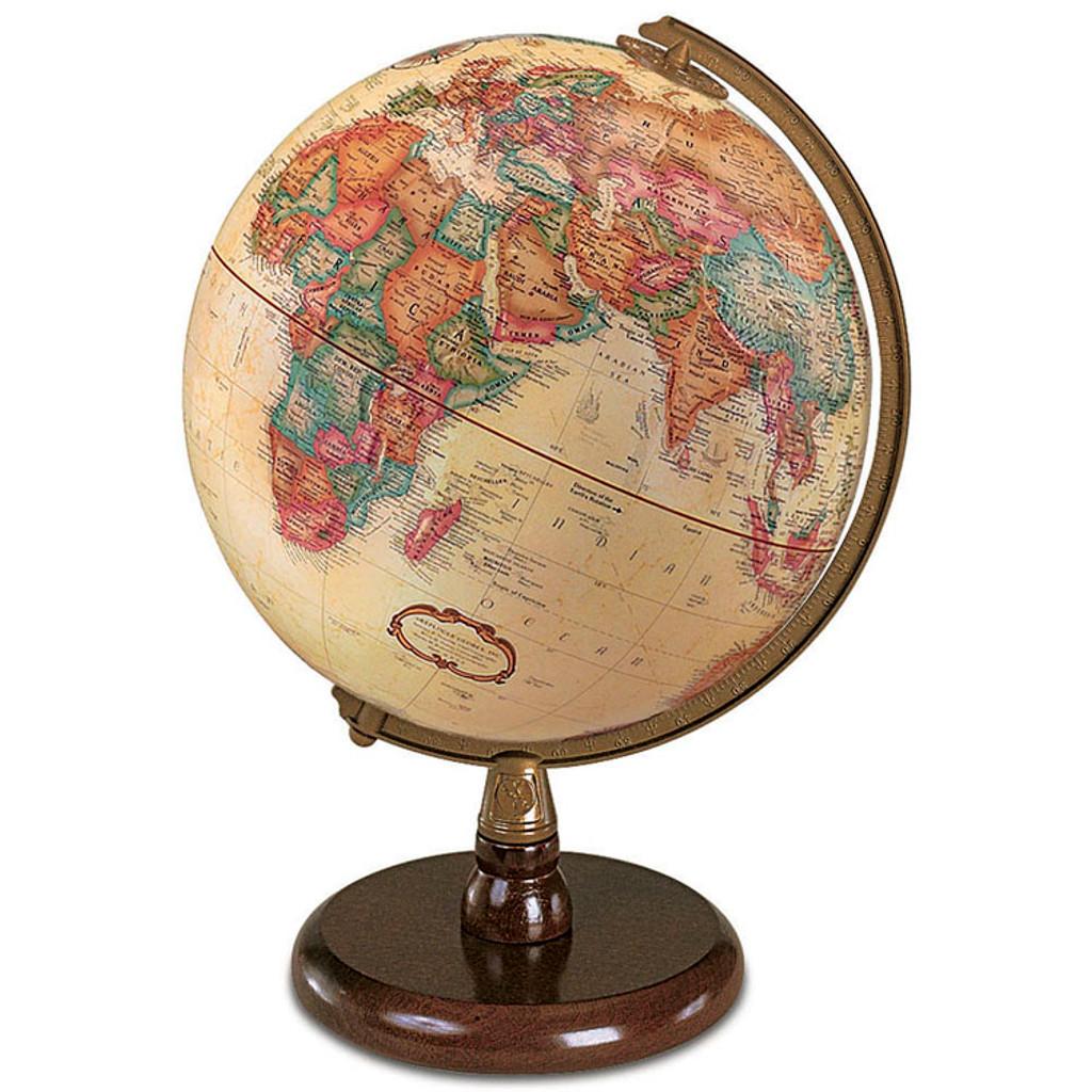 """Quincy 9"""" Desk Globe"""