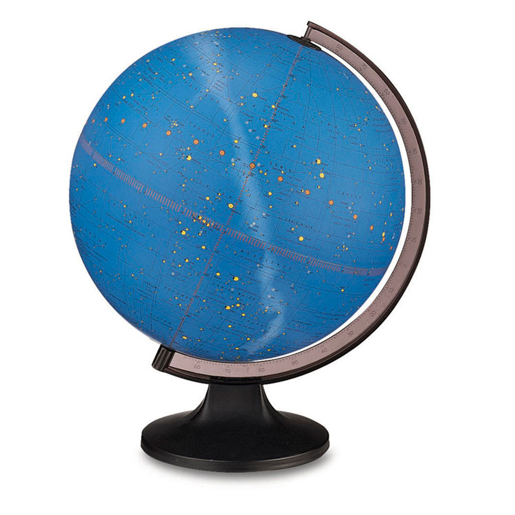 """Constellation 12"""" Illuminated Desk Globe"""