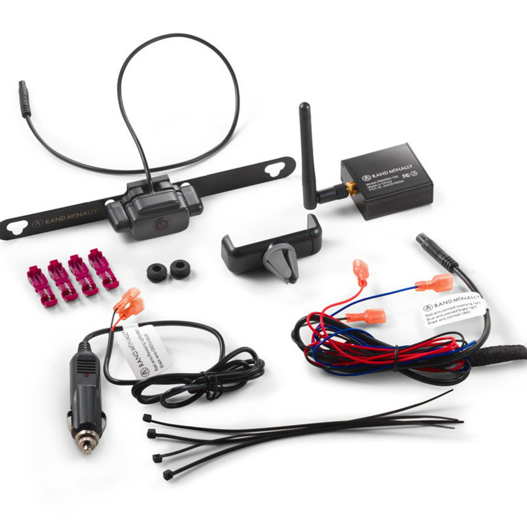 Rand McNally Wireless Backup Camera