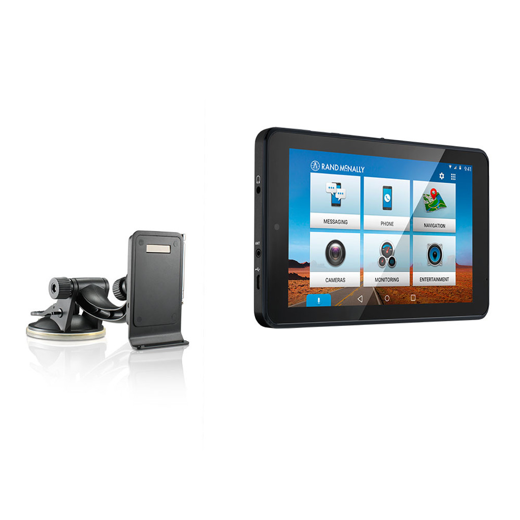 OverDryve™ 7C Connected Car Tablet with GPS