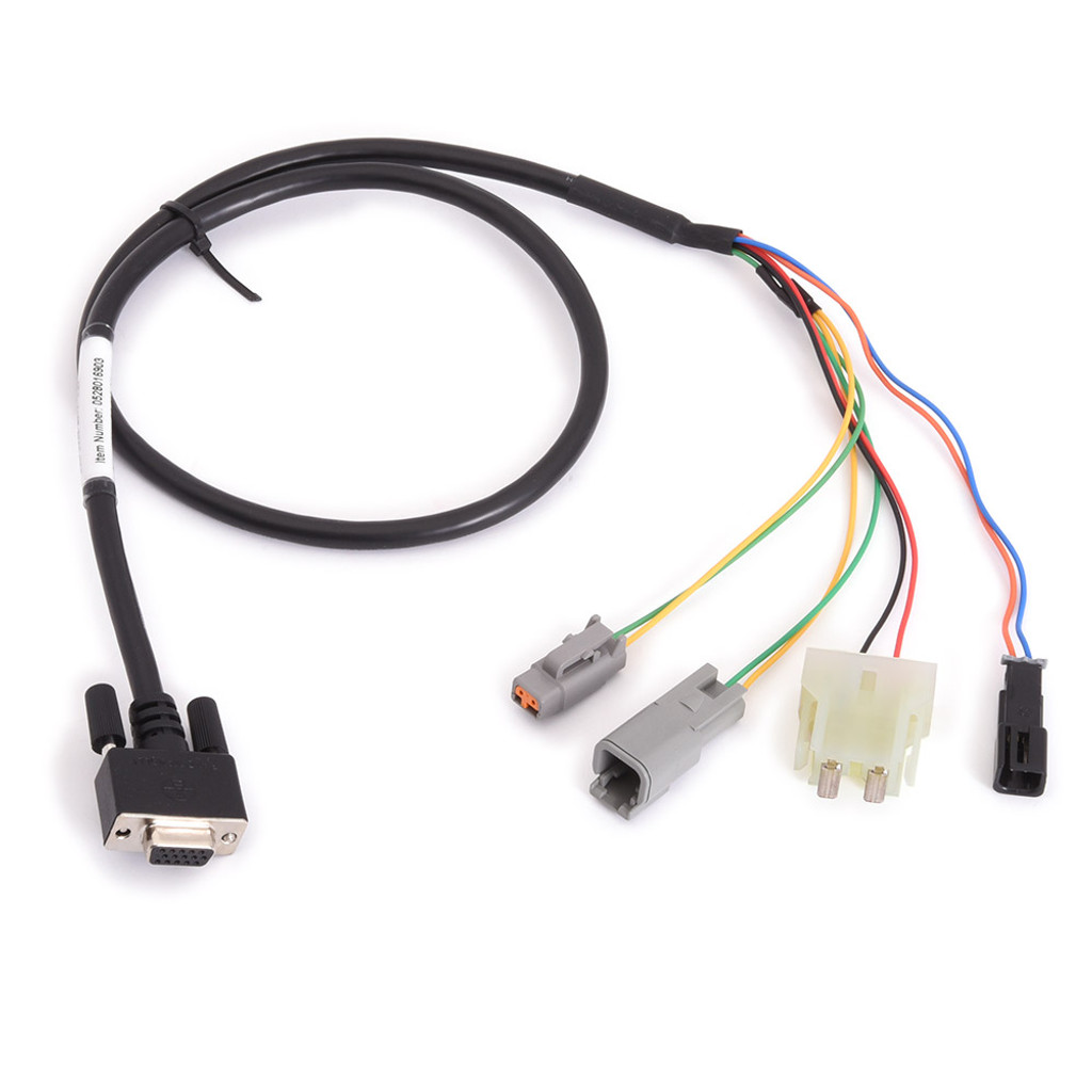 DB15 Spider Cable for DC 200 (Volvo)