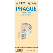 Borch Map: Prague