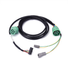 9-Pin Y-Cable for HD 100 (2017 Freightliner)