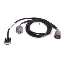 DB15 to 6-Pin Y-Cable for DC 200