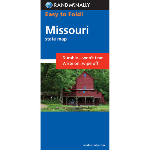 Easy To Fold: Missouri