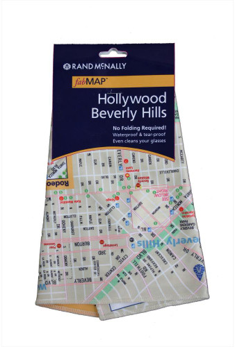 fabMAP: Hollywood, Beverly Hills