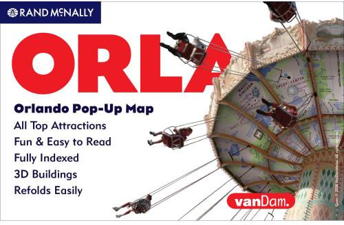 Pop-Up Map: Orlando