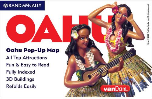 Pop-Up Map: Oahu