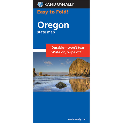 Easy To Fold: Oregon