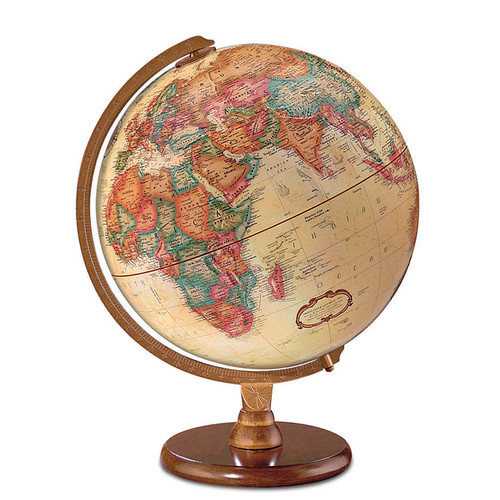 "Hastings 12"" Desk Globe"