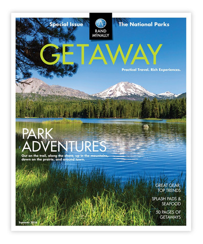 Getaway Special Edition Travel Magazine, Summer 2016