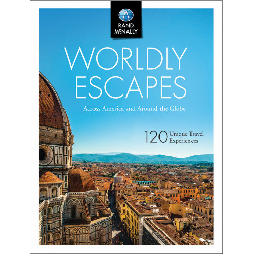 Worldly Escapes Coffee Table Book