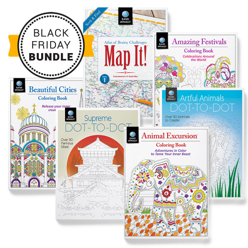 Adult Activity Bundle