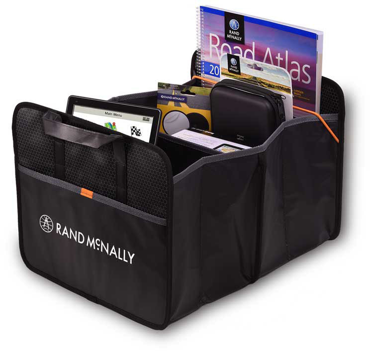 10 road trip essentials you should never travel without rand mcnally store. Black Bedroom Furniture Sets. Home Design Ideas
