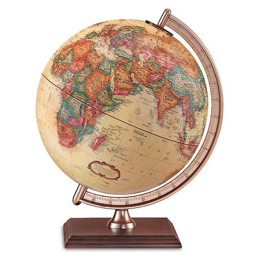 "Rand Mcnally Gps >> Forrester 9"" Desk Globe"