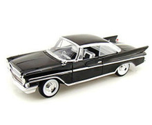 1961 Desoto Adventurer ROAD SIGNATURE Diecast 1:18 Scale Black