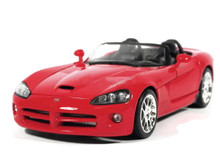 2003 Dodge Viper SRT-10 MAISTO SPECIAL EDITION Diecast 1:18 Scale Red