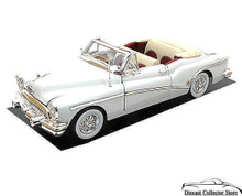 1953 Buick Skylark Convertible SIGNATURE MODELS Diecast 1:32 Scale White