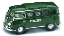 1962 Volkswagon VW Microbus SIGNATURE SERIES Diecast 1:43 Scale POLIZEI