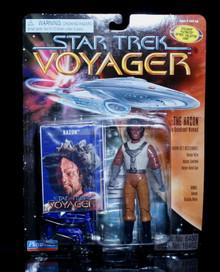"STAR TREK VOYAGER The Kazon Nomad Playmates 5"" Action Figure"