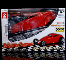 HAWK Thom Taylor SWOOP COUPE Diecast 1:24 Scale Model Kit Skill Level 2