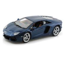 Lamborghini Aventadore LP700-4 MAISTO SPECIAL EDITION Diecast 1:18 Scale Blue