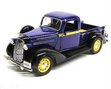 1936 Dodge Pickup SIGNATURE MODELS Diecast 1:32 Scale Blue / Black