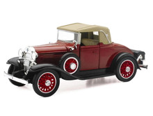 1931 Chevrolet Sport Cabriolet NewRay Diecast 1:32 Scale FREE SHIPPING