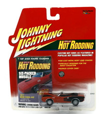 1971 Plymouth HEMI Cuda JOHNNY LIGHTNING Hot Rodding Diecast 1:64 Scale