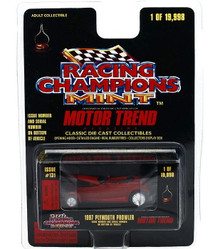 1997 Plymouth Prowler RACING CHAMPIONS Motor Trend LE Diecast 1:57 Scale
