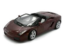 Lamborghini Gallardo Spyder MAISTO SPECAIL EDITION Diecast 1:18 Scale Burgundy
