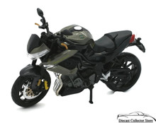 BENELLI TNT 1130  Century Racer Motorcycle Diecast 1:12 Scale FREE SHIPPING