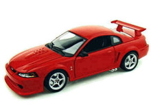 2000 Ford SVT Mustang Cobra MAISTO SPECIAL EDITION Diecast 1:18 Scale Red