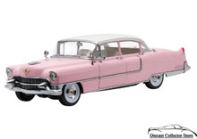 1955 Cadillac Fleetwood Elvis Presley GREENLIGHT Diecast 1:18 Scale Pink