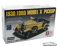 1930 Ford Model A Pickup Lindberg Model Kit 1:32 Scale FREE SHIPPING
