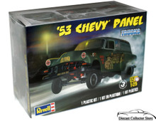 1953 Chevy Panel Truck REVELL Plastic Model Kit 1:25 Scale Skill Level 3