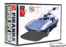 Piranha Super Spy Car AMT Model Kit 1:25 Scale ENHANCED REISSUE FREE SHIPPING