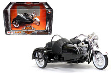 HARLEY DAVIDSON 1958 FLH Duo Glide Diecast 1:18 Scale FREE SHIPPING