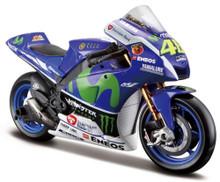2013 Yamaha YZR-M1 Yamaha Racing Team #46 Valentio Rossi MAISTO Diecast 1:10 Scale