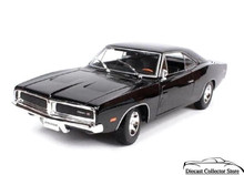 1969 Dodge Charger R/T MAISTO SPECIAL EDITION Diecast 1:18 Scale Black