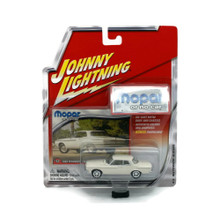 1962 Plymouth Belvedere MOPAR or NO CAR Johnny Lightning Diecast 1:64