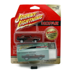 1971 Plymouth HEMI Cuda JOHNNY LIGHTNING Pro Collector Series Diecast 1:64