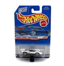 Hot Wheels 1998 First Editions #28 Chaparral 2 Diecast 1:64 Scale