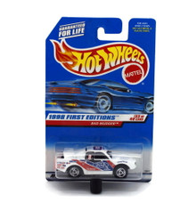 Hot Wheels 1998 First Editions #33 of 40 BAD MUDDER Ford Diecast 1:64 Scale