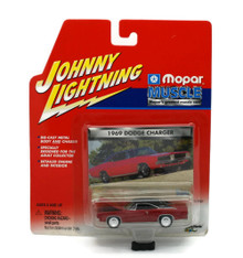 1969 Dodge Charger JOHNNY LIGHTNING Greatest Muscle Cars Diecast 1:64