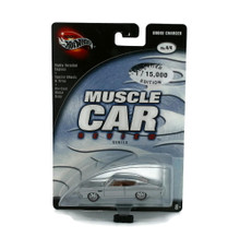 1967 Dodge Charger HOT WHEELS MUSCLE CAR REVIEW limited Ed. Diecast 1:64