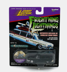 FRIGHT'NING LIGHTNINGS Johnny Lightning Elvira Macabre T-Bird Diecast 1:64 Scale
