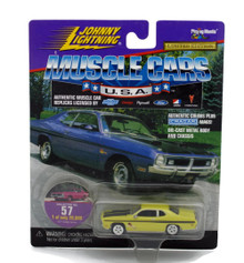 1971 Dodge Charger JOHNNY LIGHTNING MUSCLE CARS Diecast 1:64 FREE SHIPPING