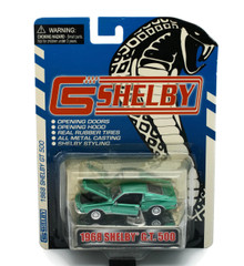 1968 Ford Shelby GT500 SHELBY COLLECTIBLES Diecast 1:64 Scale FREE SHIPPING