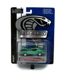 1968 Ford Shelby EXP500 CSS SHELBY COLLECTIBLES Diecast 1:64 Scale FREE SHIPPING